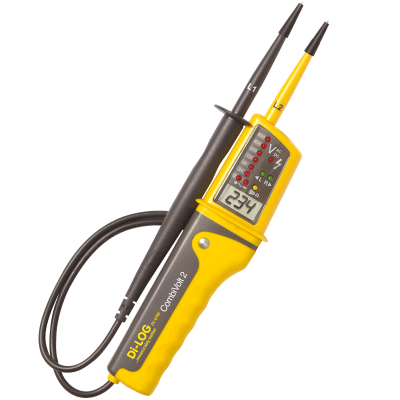Electrical Test Equipment | Measurably Better | Di-LOG