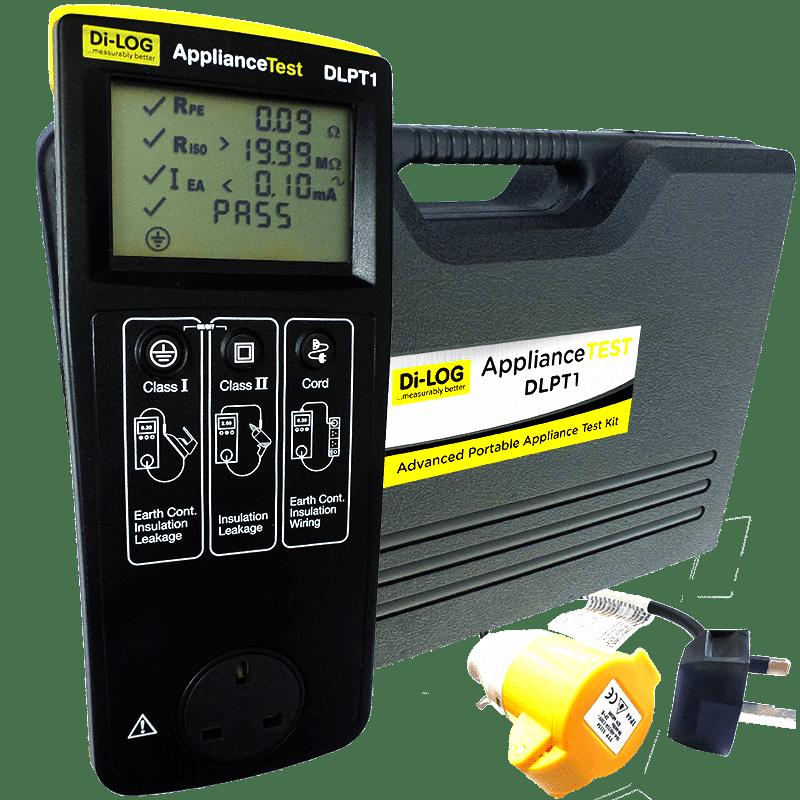 ApplianceTEST DLPT1 PAT Tester