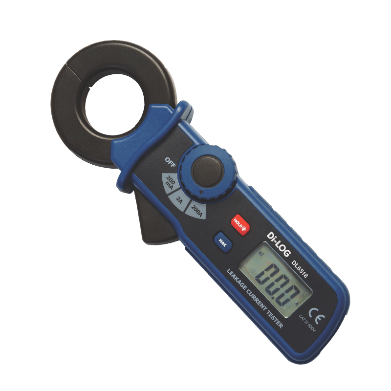 Earth Leakage Current Clamp Meter - New 18th Edition Regulation - £124.99 +vat