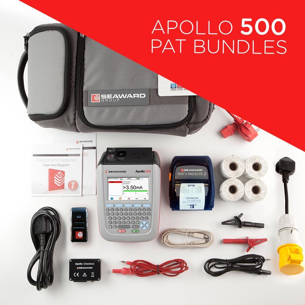 Apollo 500+ PAT Bundles