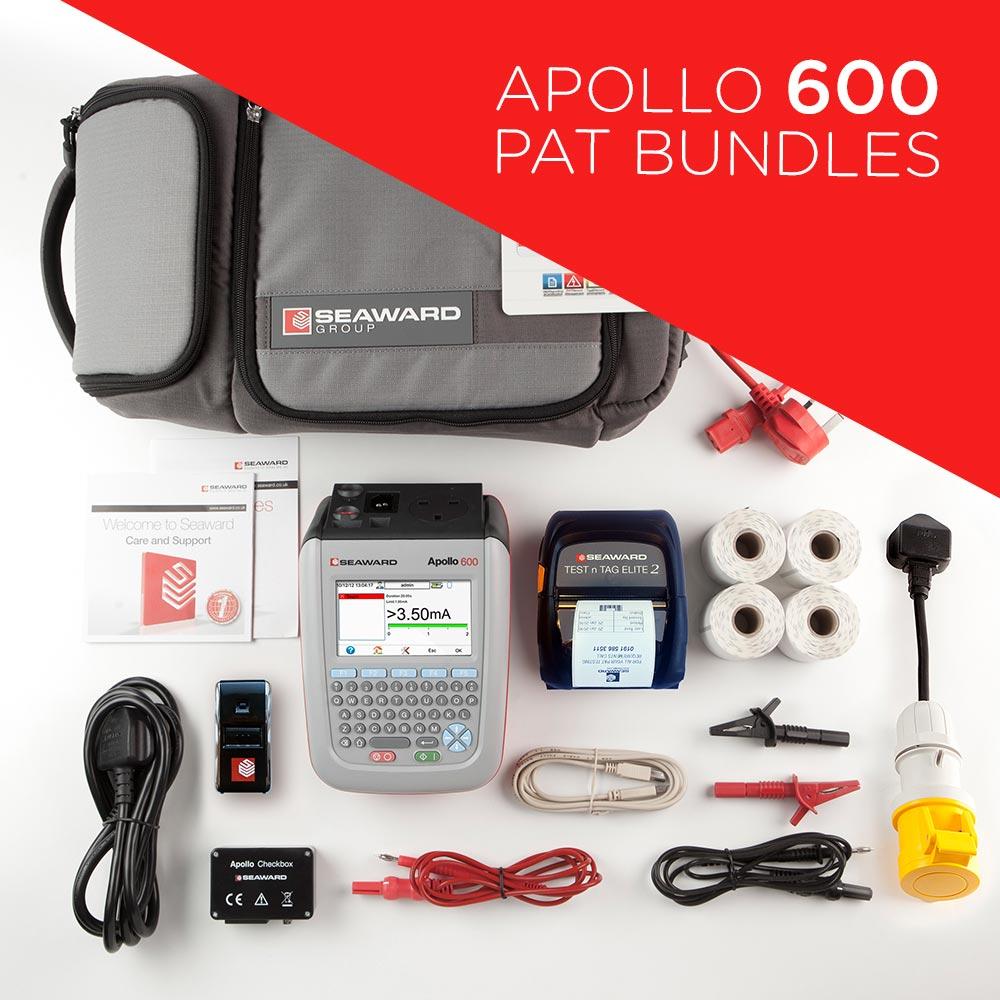 Apollo 600+ PAT Bundles