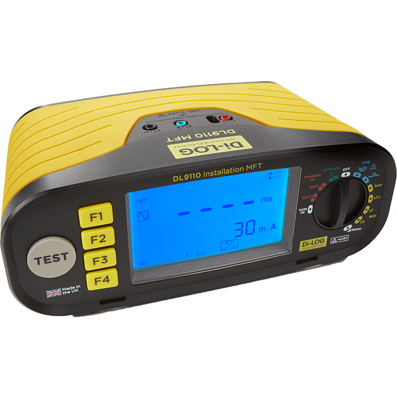 DL9110 18th Edition Multifunction Tester