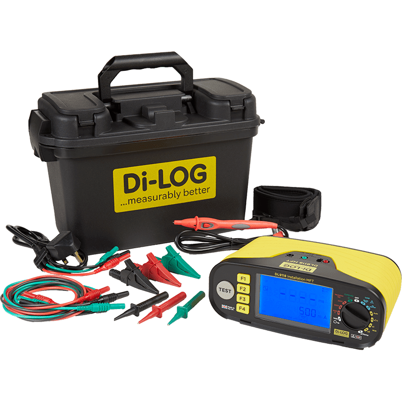 DL911x Series 18th Edition Multifunction Tester from £409.00 +vat