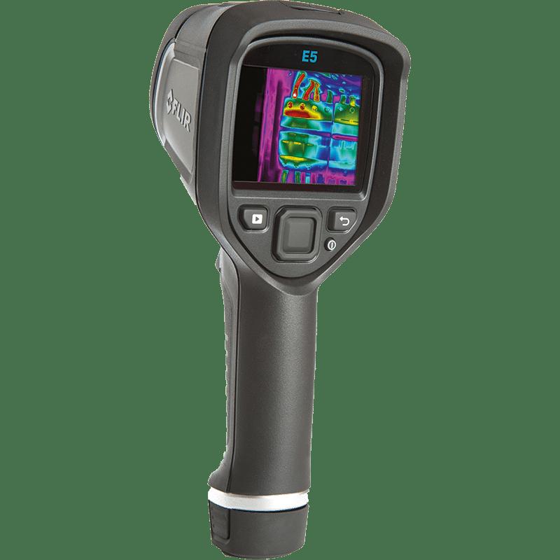 FLIR E5-XT WiFi Thermal Imaging Camera