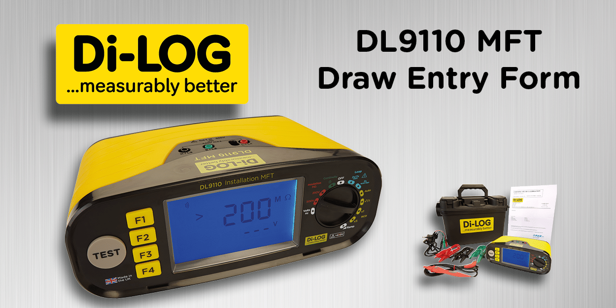 DL9110 Competition Draw Header - Di-LOG