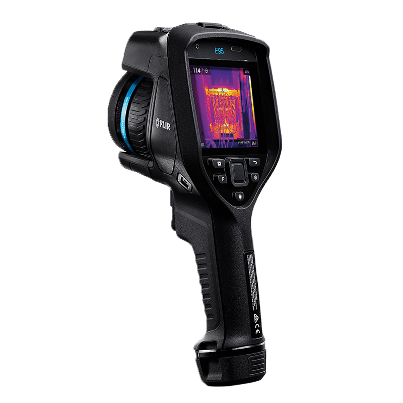 FLIR E85 Thermal Imaging Camera 24° & 14° Lens