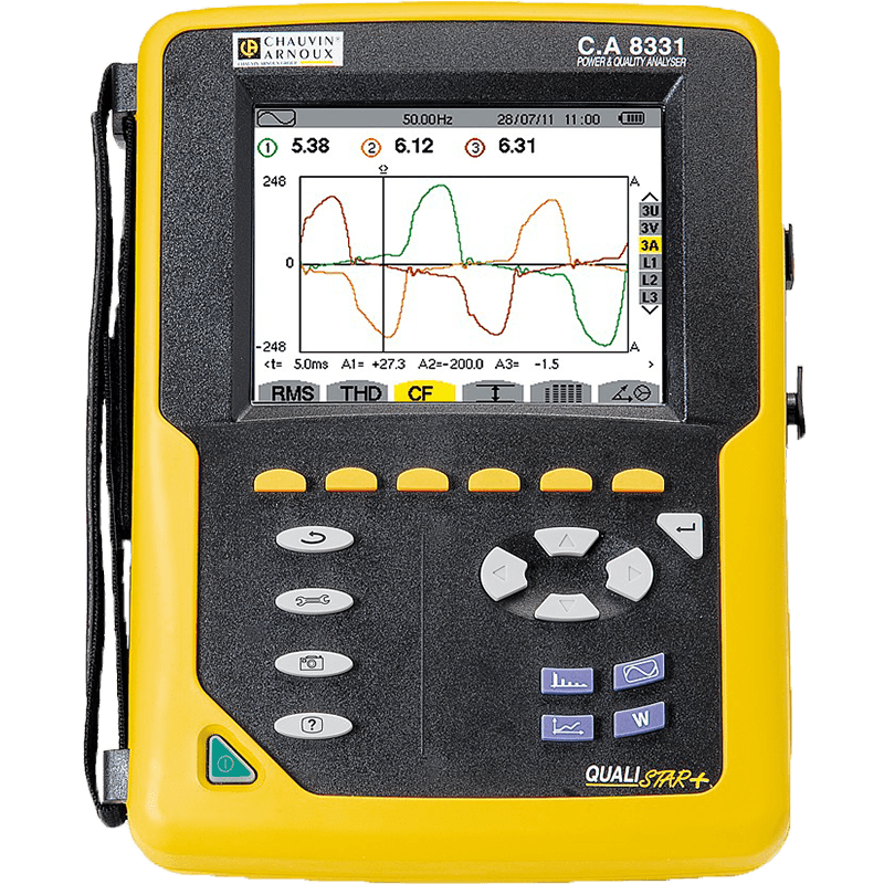 Qualistar 8331 Power Quality Analyser