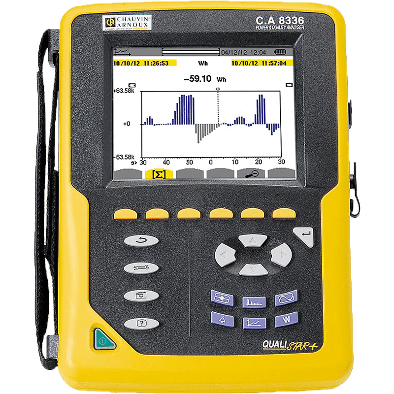 Qualistar CA8336 Power Quality Analyser