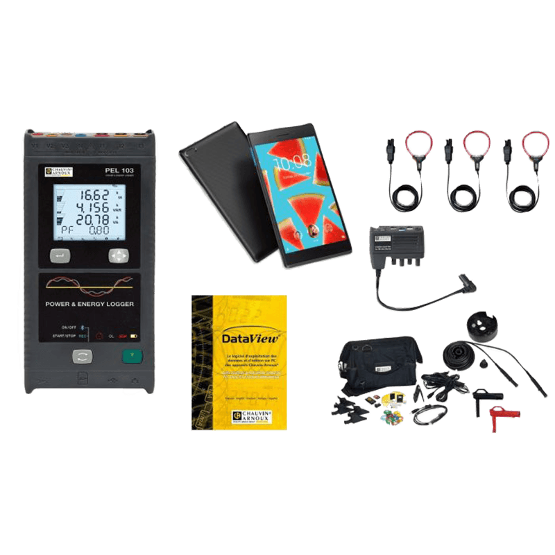 PEL103 Power Energy Logger Kit