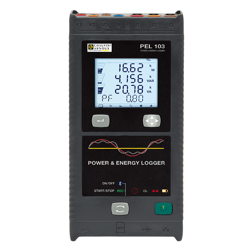 PEL103 Power Energy Logger