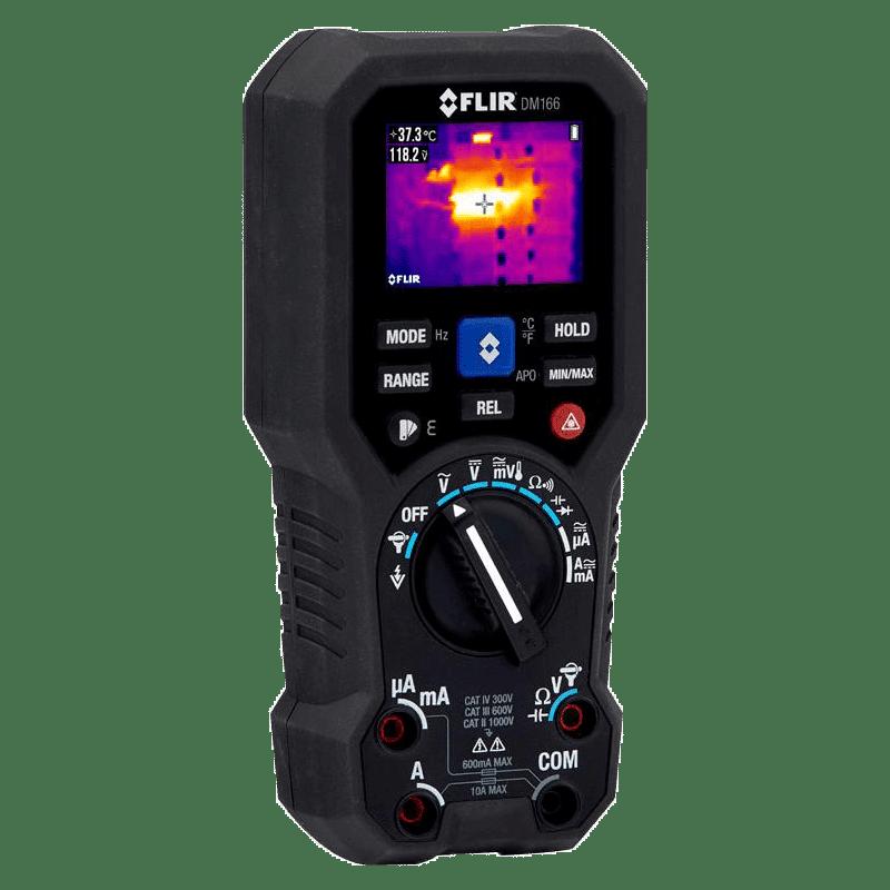 FLIR DM166 Thermal Imaging Multimeter
