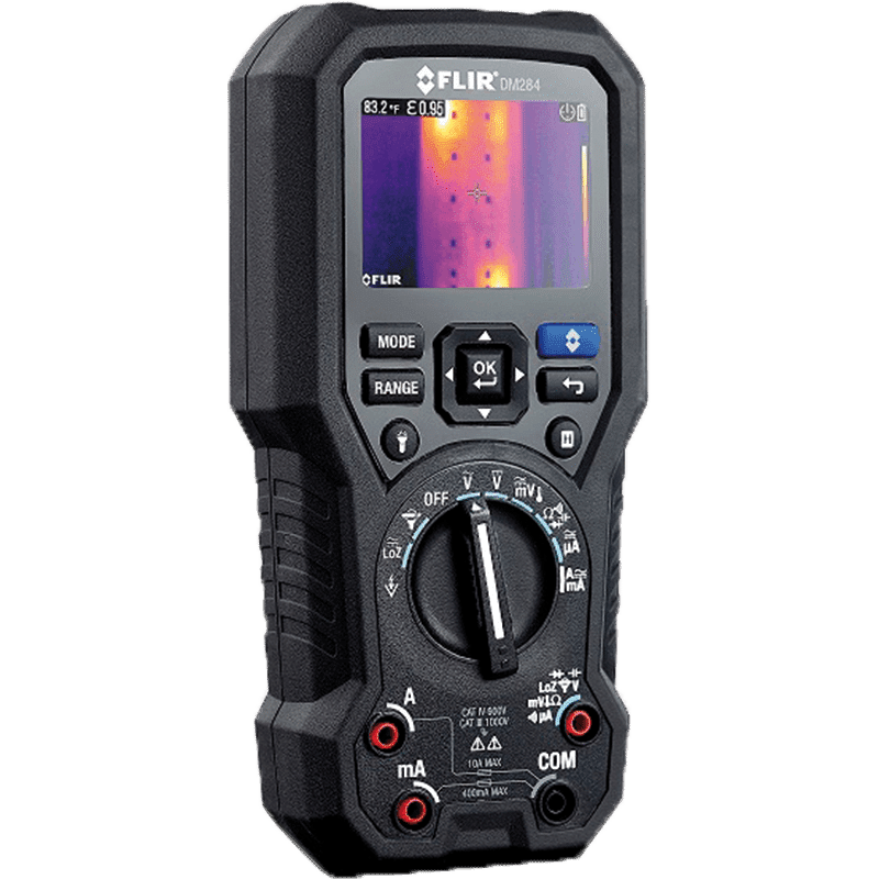 FLIR DM284 Thermal Imaging Multimeter