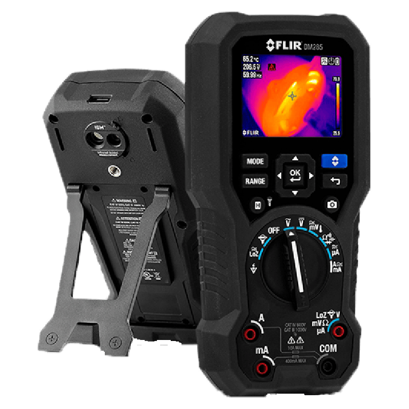 FLIR DM285 Thermal Imaging Multimeter