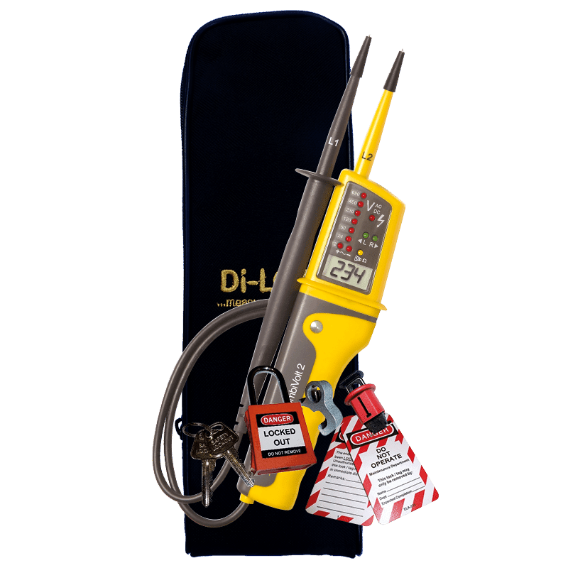 DL6790-LOC1 - CombiVolt 2 Lockout Kit