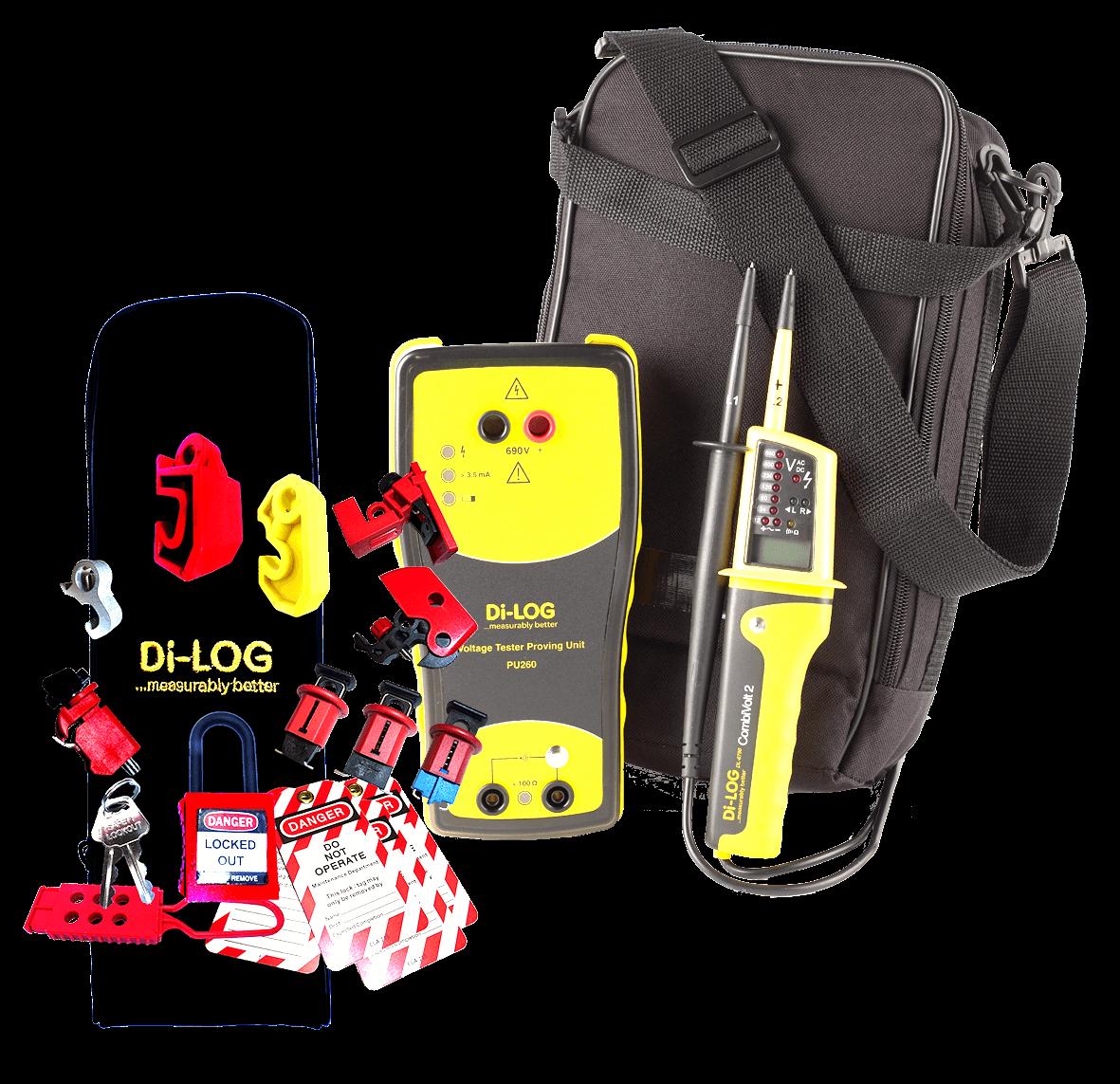 ISOPKexpert - Expert Safe Isolation Kit