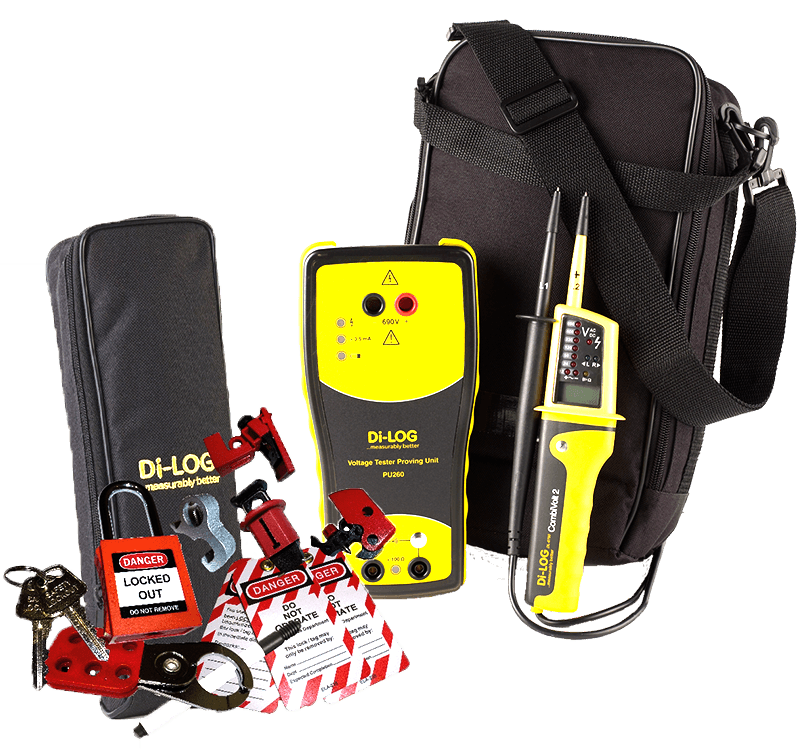 ISOPKPRO CombiVolt 2 Professional Safe Isolation Kit