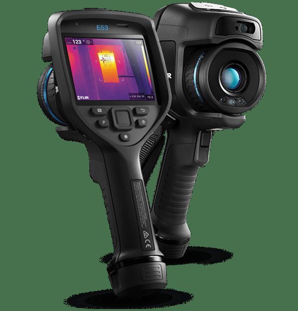 FLIR E53 Fever Screening Thermal Imaging Camera
