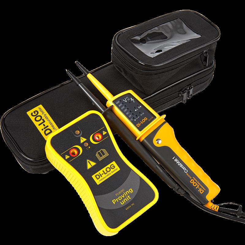 Di-LOG DLPK6780 CombiVolt 1 Voltage Indicator Proving Unit Kit