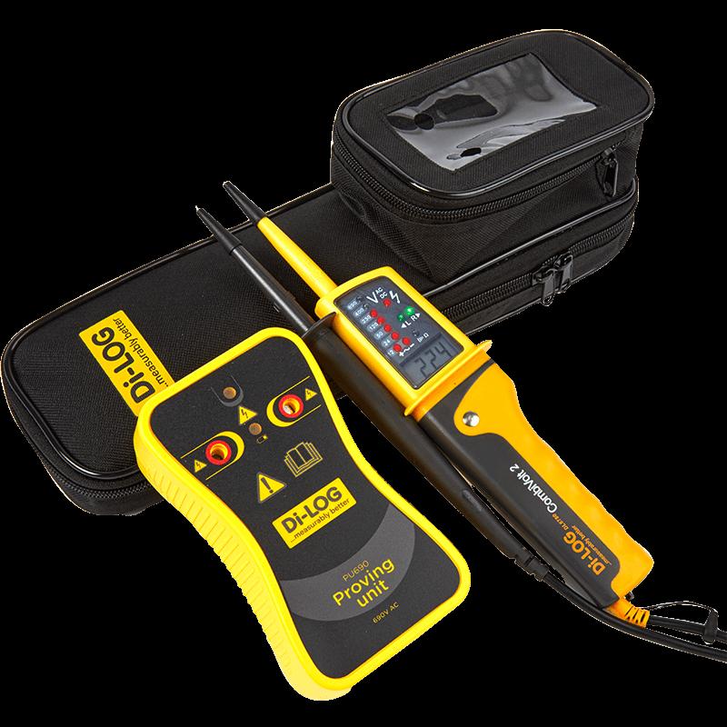 Di-LOG DLPK6790 CombiVolt 2 Voltage Indicator Proving Unit Kit